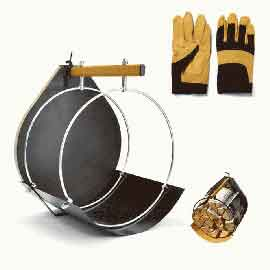 Splitting Basket & Gloves£55.00